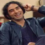 ظاهر متفاوت رضا یزدانی خواننده معروف روی رینگ بوکس
