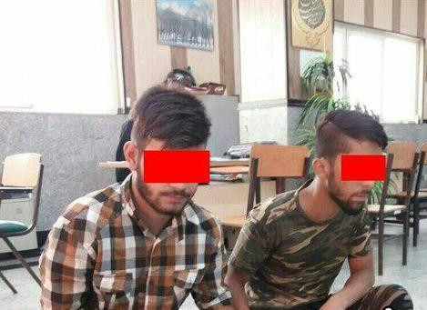دستگیری خواننده زیرزمینی به اتهام قتل