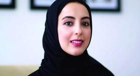 وزیر زن جوان در امارات