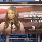 اعتراض ملانیا ترامپ به یک تبلیغ!