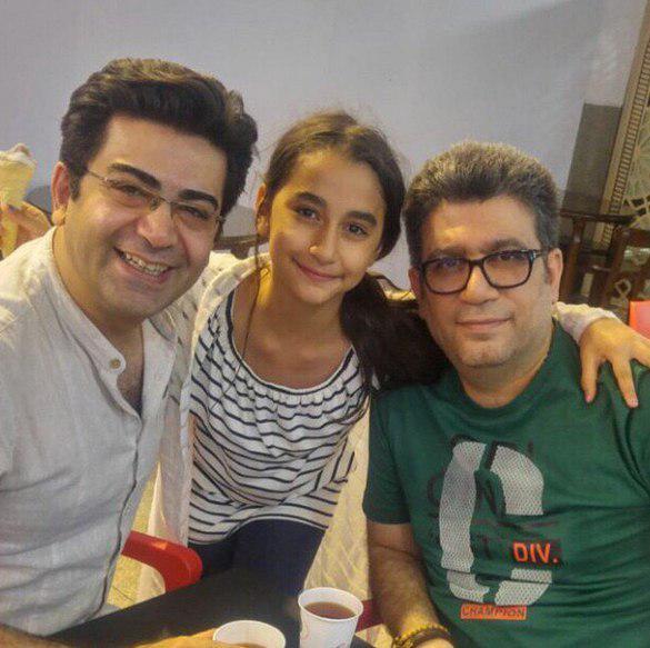 فرزاد حسنی و رضا رشیدپور