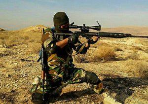 فاطمیون انتقام شهید محسن حججی را گرفت!