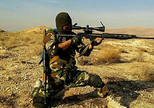 گرفتن انتقام شهید محسن حججی