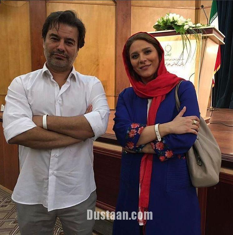 پیمان قاسمخانی و سحر دولتشاهی