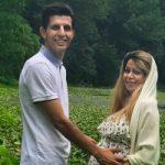 همسر وحید طالب لو در آمریکا زایمان کرد + عکس فرزندش