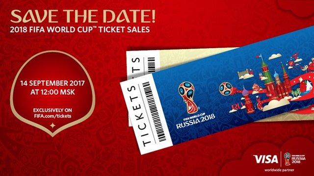 فروش اینترنتی بلیت های جام جهانی