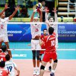 برای اولین بار در تاریخ | والیبال ایران سوم دنیا شد