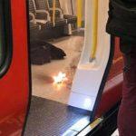 انفجار در ایستگاه متروی شرق لندن!