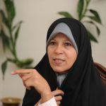 فائزه هاشمی: با ازدواج موقت مخالف نیستم!| ممنوع الخروج شدم