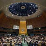 سلفی های جنجالی دختر رئیس جمهور آذربایجان در سازمان ملل!