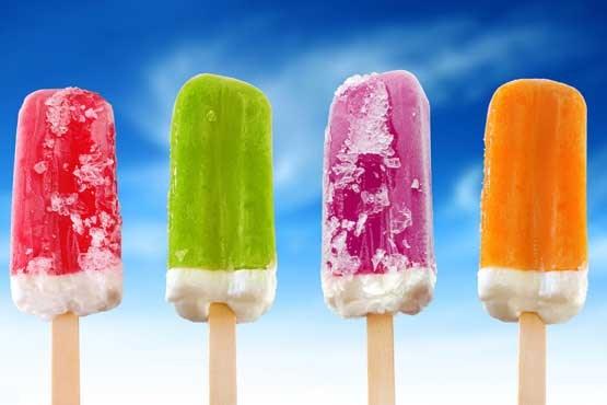 انتخاب بستنی سالم و بهداشتی