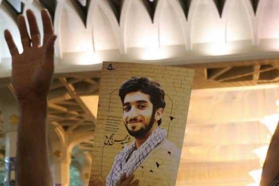 توضیح پدر شهید حججی درباره انتقال پیکر پسرش
