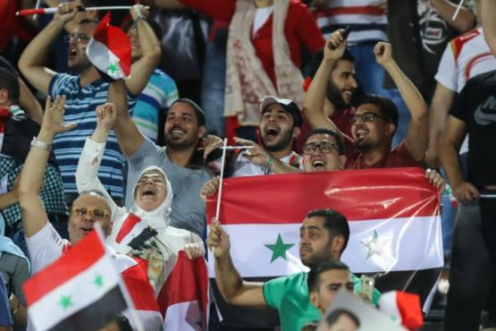 حواشی بازی ایران و سوریه