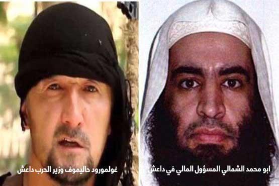 کشته شدن وزیر جنگ داعش در سوریه