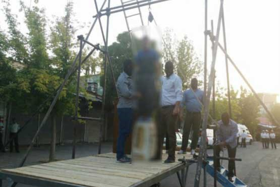 اعدام قاتل اسلام آبادغربی