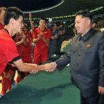 رهبر کره شمالی طرفدار کدام تیم است؟!