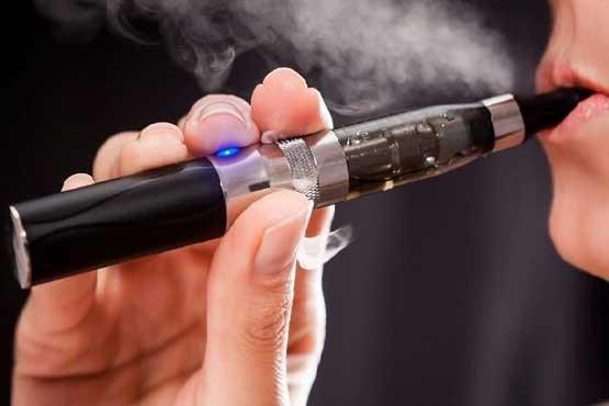 مضرات استعمال سیگارهای الکترونیک