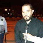 قاتل آتنا اصلانی، دقایقی پیش و پس از اعدام در پارس آباد