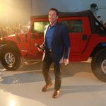 آرنولد از خودروی الکتریکی جدید رونمایی کرد!