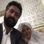 بهاره رهنما: تنها شرط ازدواجمان، نماز سر وقت بود ! + فیلم