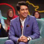 همخوانی هیجانانگیز رامبد جوان با محمد معتمدی!