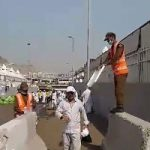درس عبرتی برای سعودیها   اقدام عجیب مامور عربستانی با زائران ایرانی + فیلم