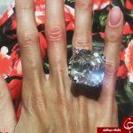 گران ترین حلقه ازدواج جهان در دست چه کسی است!؟