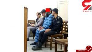 قاتل: اعدامم کنید وگرنه داعشی میشوم!