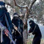 داعش چگونه زنان را اغوا میکند؟