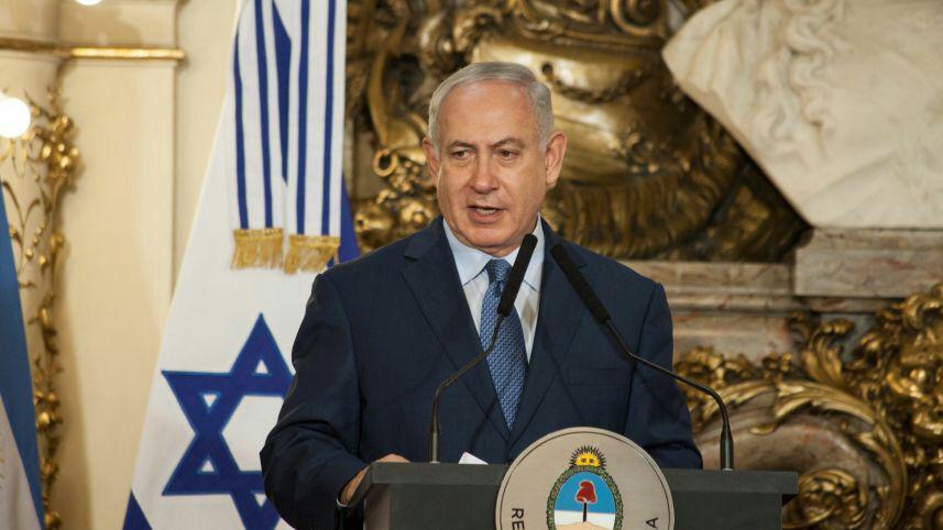 حمایت نتانیاهو از جدایی کردستان