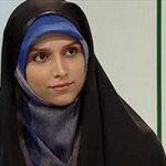 توصیه خانوم مجری به اهدای خون به جای قمه زنی