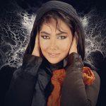 خالکوبی سوزن قفلی روی دست خانم بازیگر ایرانی!