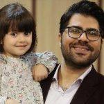 عکس جدید حامد همایون در کنار مادرش