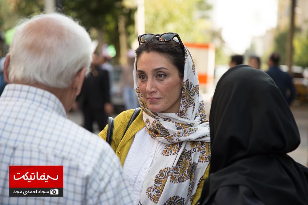 مراسم افتتاحیه جشنواره فیلم سبز