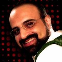 محمد اصفهانی در یک زیارتگاه و تبریک عید غدیر