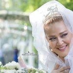توضیحات بهاره رهنما در مورد تاج متفاوت عروسی اش!