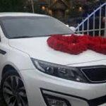 طرح جالب یک ماشین عروس