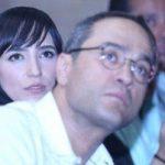 رامبد جوان و همسرش نگار جواهریان در اکران مردمی فیلم نگار