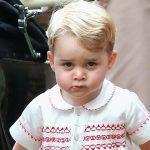 اولین روز مدرسه فرزند نوه ملکه انگلیس!