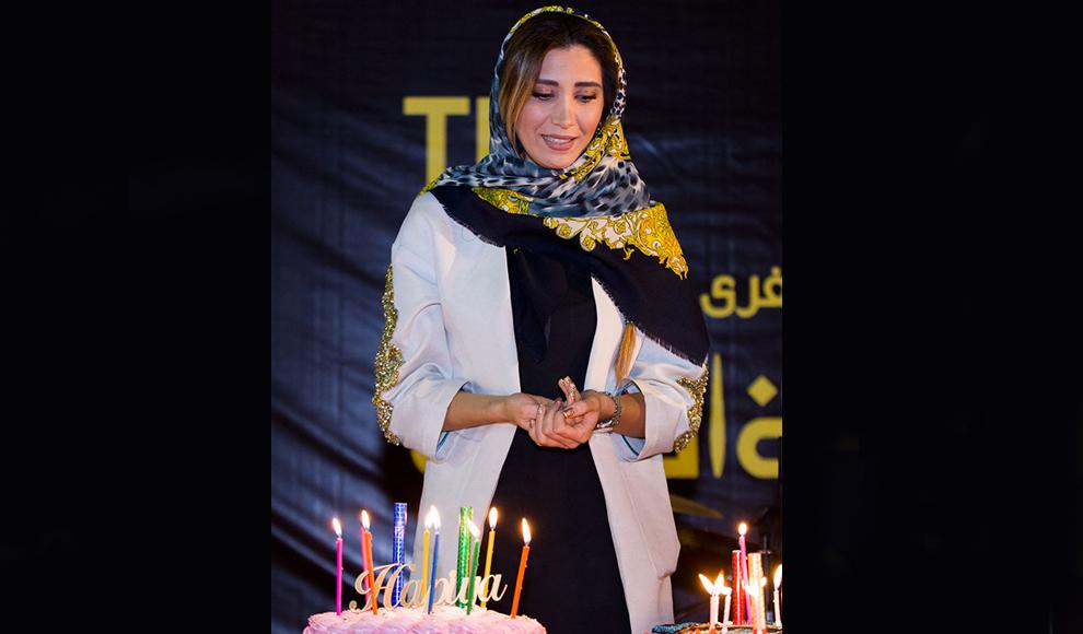 افتتاحیه آمفی تاتر کافه مجید مظفری