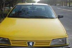 حرکت زشت و عجیب راننده تاکسی با یک زن در اصفهان + فیلم