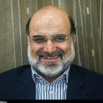 رئیس رسانه ملی و مجری معروف در حلب