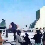ماجرای فیلم هجوم مردم به مقبره کوروش چیست؟