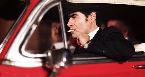 سیگار کشیدن شهاب حسینی