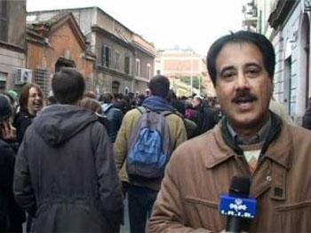 حمید معصومی نژاد در ایتالیا بازداشت شد!