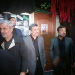 مراسم هفتمین روز درگذشت داود احمدینژاد برگزار شد!