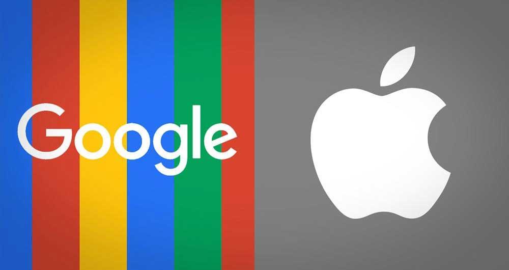 شایعه خرید اپل توسط گوگل