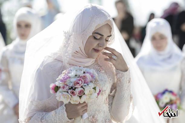 ازدواج دسته جمعی در چچن