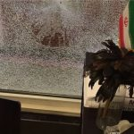 تعرض به دفتر حافظ منافع ایران در واشنگتن!