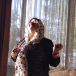 بخشی از بینایی سهیلا جورکش بازگشت   درخواست سهیلا از مسوولان